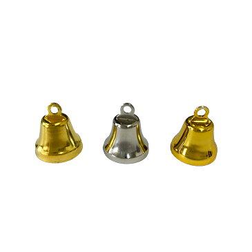 ベル 14mm (1個) クリスマス オーナメント 手芸材料