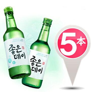 ◆ジョウンデ-焼酎360ml【5本】■韓国食品■韓国食材/韓国料理/韓国お土産/酒/お酒/焼酎/韓国酒/韓国お酒/韓国焼酎/激安