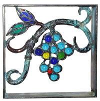 シャインガラス銅製ミニブロック