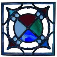 シャインガラス銅製ブロック