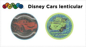 【クロックス jibbitz ジビッツ】Disney Cars lenticular/ディズニー カーズ レンチキュラー