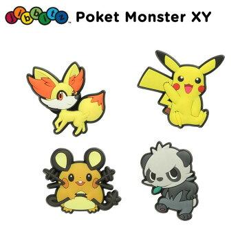 エントリーでポイント14倍【クロックス jibbitz ジビッツ】Poket Monster XY/ポケットモンスターXY
