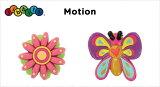 【クロックス jibbitz ジビッツ】Motion