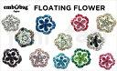 【クロックス embobag エンボバッグ】floating flower/フローティング フラワーの商品画像