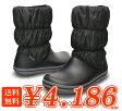 crocs【クロックス レディース】winter puff boot/ウィンター パフ ブーツ