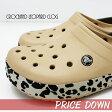 【クロックス crocs 】 crocband leopard clog/クロックバンド レオパード クロッグ