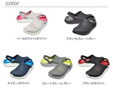 【クロックス crocs 】literide clog/ライトライド クロッグ/リカバリーサンダル