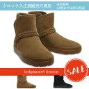【クロックス crocs レディース b】 lodgepoint bo...