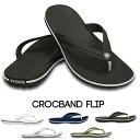 【クロックス crocs メンズ レディース】crocband flip/クロックバンド フリップの商品画像