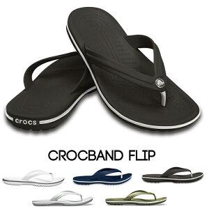 【クロックス crocs 】crocband flip/クロックバンド フリップ/メンズ レディース