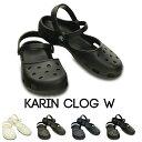 【クロックス crocs レディース】karin clog w/カリン クロッグ ウィメン レディース/オフィス 事務