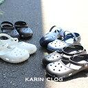 【クロックス crocs レディース】karin clog w/カリン クロッグ ウィメン レディース/オフィス 事務の商品画像