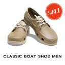 【クロックス crocs S】classic boat sh...