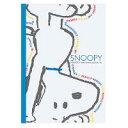 新発売!スヌーピー ノート(セミB5) 普通横罫24枚★コクヨ