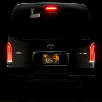 PLATINUMLEDTAILLAMPBladeEditionforHIACE|プラチナLEDテールランプブレードエディションforハイエース|トヨタ|ハイエース|LEDテールランプ|テールランプ|シーケンシャル|流れるウインカー