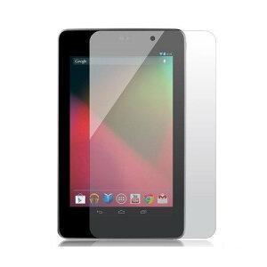 【メール便送料130円】【3枚セット】2012年版 Google Nexus 7用液晶保護フィルム 光沢タイプ 液晶保護シール Screen protector for Google Nexus 7 在庫限り