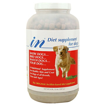 プレミアムサプリメント「IN」〜イン〜犬用3kg 3ヶ月に1つお届け定期購入コース