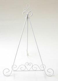 Mini easel L size, wedding welcome Board