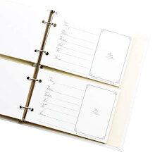 結婚式芳名帳