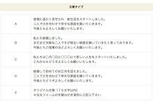結婚報告はがき兼年賀状44ChocolatCara(ショコラカーラ)(50枚)【smtb-kd】【RCP】