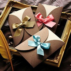 結婚式招待状「ルネ 招待状手作りセット」
