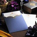 招待状 手作りセット「ディーナ」 / 結婚式 招待状 手作り...