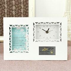 「サンクスオルゴール かのん桜」(時計)/リボンラッピング付/両親へのプレゼント