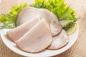 【冷凍】ファーマーズファクトリー 北海道放牧豚ロースハムスライス 70g
