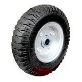 ノーパンクタイプ コンテナカー交換用タイヤ スチールホイール付き 2.50-4 片軸 C-8