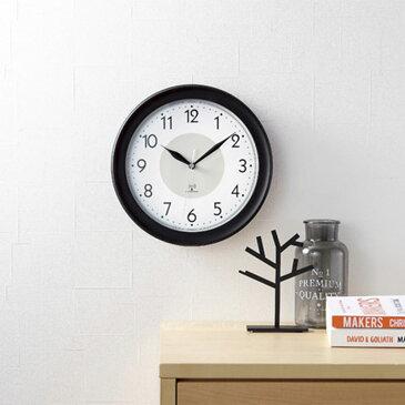 電波時計 時計 壁掛け おしゃれ 掛け時計 壁掛け時計 電波掛け時計 壁かけ アナログ表示 黒 ブラック 壁掛時計 壁掛け電波時計 電波壁掛け時計 シンプル 壁 インテリア 送料無料