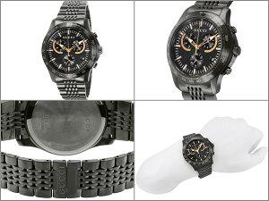 グッチGUCCIGタイムレス44mmメンズクロノグラフ腕時計ブラックステンレススチール(BKPVD)YA126260【き】/【smtb-m】/【YDKG-m】/【LuxuryBrandSelection】