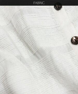 インド綿ショート丈ブラウスkoibitomisakiコイビトミサキ32-0106|トップス透け感無地涼しいひんやり冷感素材半袖薄手チュニック丈シンプル30代40代50代個性的春秋大人OTONAミセス服レディースファッション女性