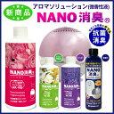 日本製【NANO消臭】アロマソリューション【微香性】香りを楽しみ 抗ウイルス・抗菌 ダ……
