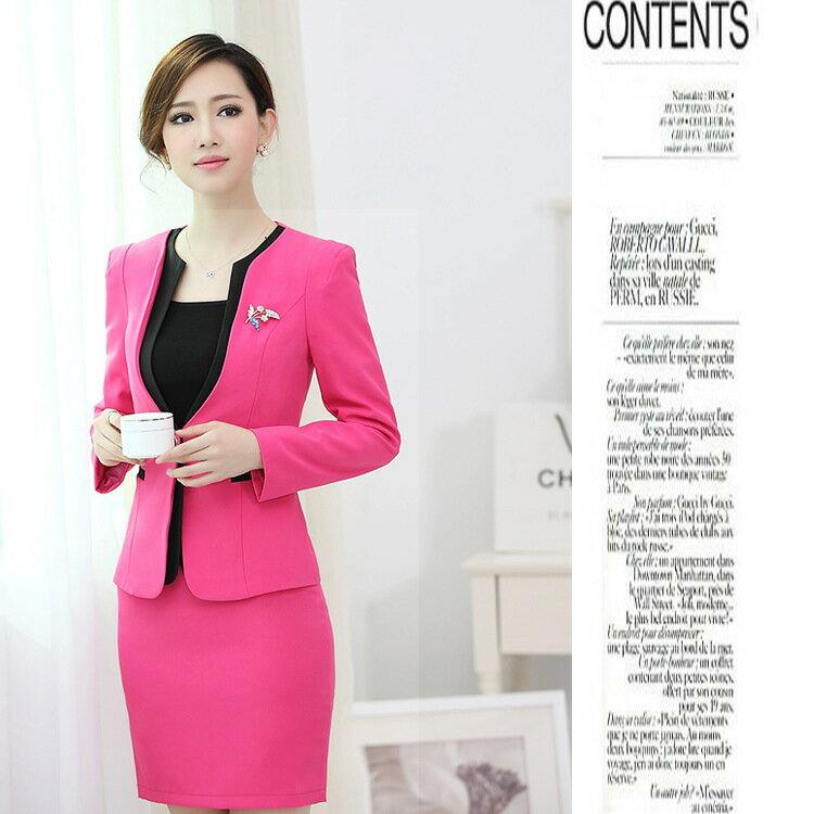 fashionhime | Rakuten Global Market: Casual 着痩 suits ladies