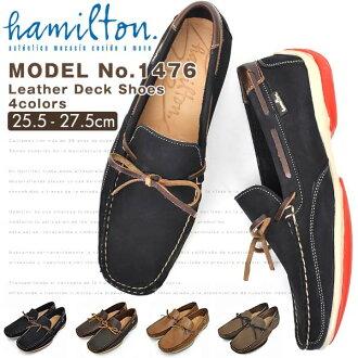 漢密爾頓漢密爾頓甲板鞋莫卡辛鞋休閒男裝鞋懶漢鞋顏色滑駕駛成人休閒真皮真皮沙棕色黑色,到 2015 年