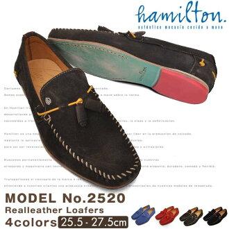 2016 漢密爾頓漢密爾頓顏色莫卡辛鞋皮革真皮駕駛鞋運動鞋男式鞋平休閒鞋甲板鞋業務滑男子鞋禮品包裝