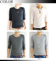 Tシャツ,7分袖,インナー,メンズファッション