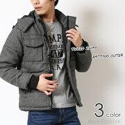 ジャケット ツイード ボリューム ファッション アウター ブルゾン ジャンパー カジュアル
