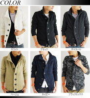 ニットジャケット,ニットカーディガン,メンズ,ライトアウター,ハイネック,スタンドネック,メンズファッション,ニット,カーデ,アウター,スタンドネックニットジャケット
