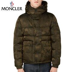 MONCLER モンクレール 2015-2016年秋冬新作 メンズ BREL(ブレル) カモフラージュ ジャケット ブルゾン ダウン 高級 アウター