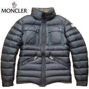 MONCLERモンクレール2016-2017年秋冬新作メンズNORBERT(ノルベール)マットブラック(999)ジャケットブルゾンダウン高級アウター