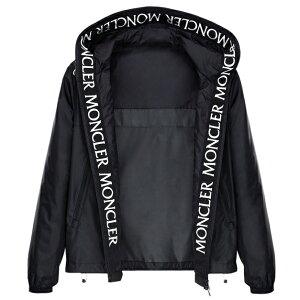 MONCLERモンクレール2018年春夏新作MASSEREAU1350ブラックメンズジャケット