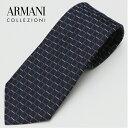 ARMANI COLLEZIONI アルマーニ・コレツィオーニ 2017年春夏GA17S-7P319-00135 ネクタイ シルク イタリア タイ スーツ ビジネス