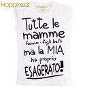 Happiness ハピネス 2015年春夏新作 ハピネス レディ-ス 半袖 Tシャツ <Tutte le>