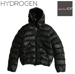 HYDROGEN×DUVETICAハイドロゲン×デュベティカ2016年秋冬新作メンズダウンジャケットコラボ限定モデル
