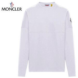 MONCLER 2 MONCLER 1952 T-SHIRT 2020SS モンクレール white ホワイト Tシャツ 長袖 2020年春夏新作