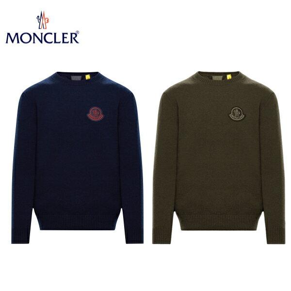 トップス, ニット・セーター  2 MONCLER 1952 Crewneck knit 2color Mens 2020AW 2 2020-2021