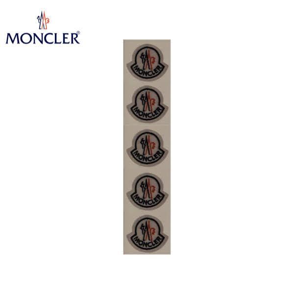 バッグ・小物・ブランド雑貨, その他 MONCLER Logo Stickers