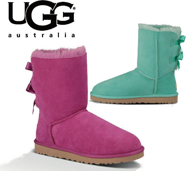 UGG Australia アグ オーストラリア レディース BAILEY BOW ベイリーボウ 2016-2017年秋冬:fashionplate