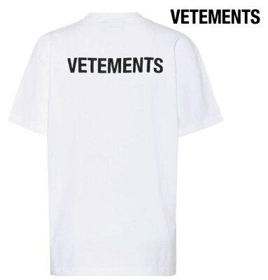 Vetements(ヴェトモン)Tシャツ